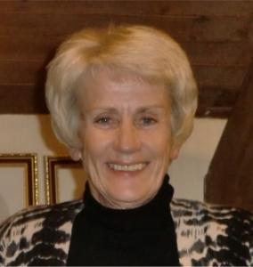 Lady Captain WHGC, Jill Hopwood