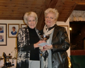 WHCG 2015 - Eve Brown Trophy - Glynis Mather